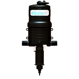 SuperDos 45 dosing pump for livestock, horticulture and industrial applications