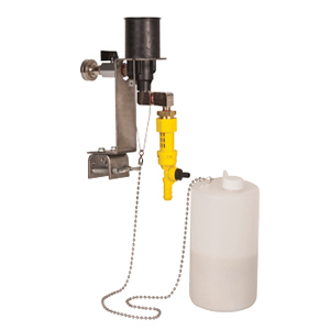HydroMinder liquid level filling system