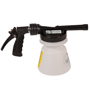 HydroFoamer foam sprayer & dilution