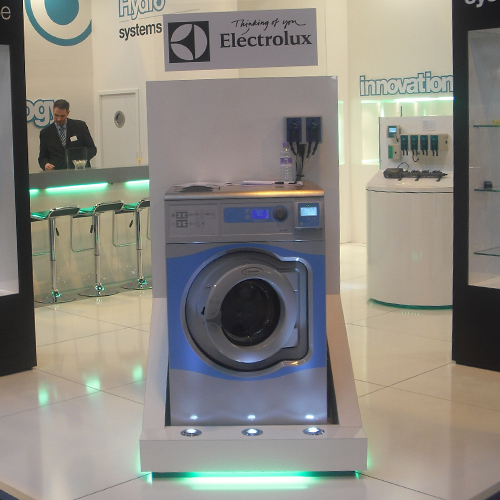 Electrolux Washing Machine at Hydro Exhibition