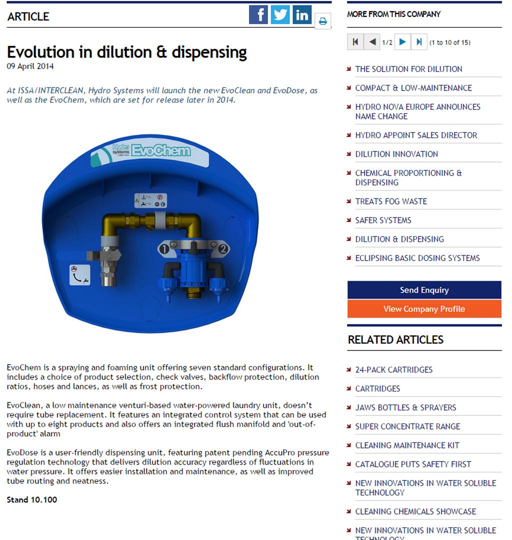 Evolution Evo Feature