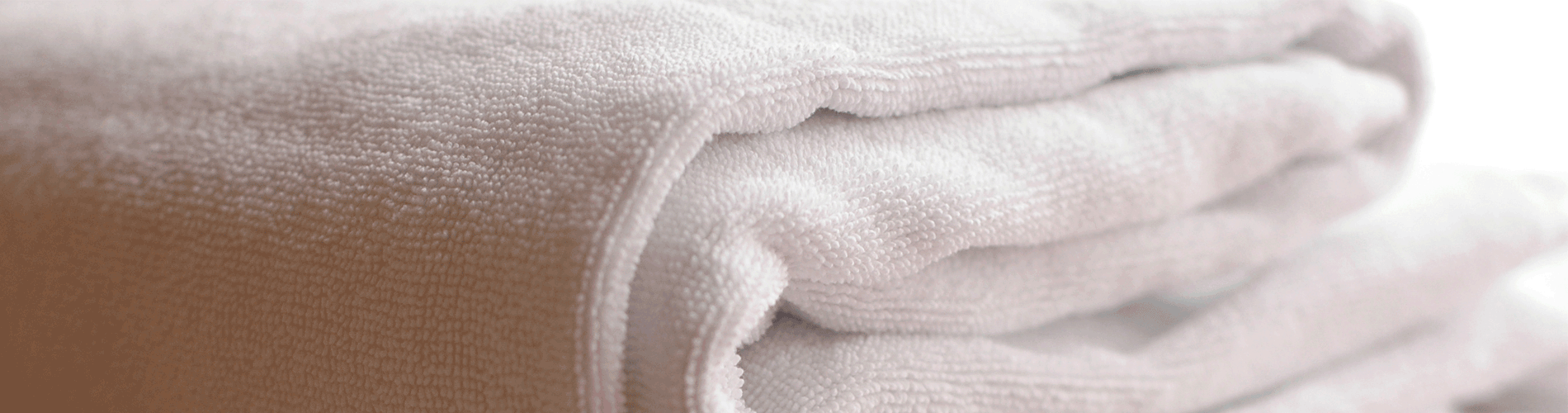 white towels background image